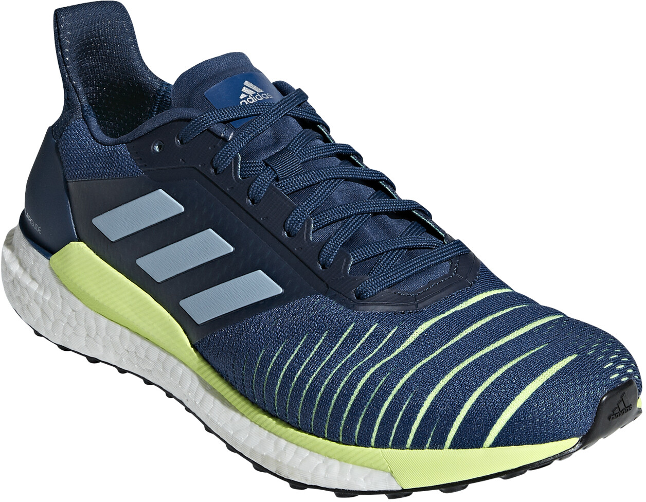9fa50b645ddcb adidas Solar Glide Running Shoes Men blue at Bikester.co.uk